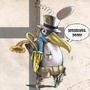 Steampunk Prinny