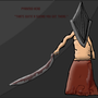 Pyramid head by TOXlCITY