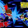 Wolverine Vs. Strider by Billy-Chops