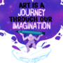 The Artist's Journey by LinkDoodles