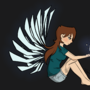 Crystal wings by samakel