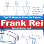 Top 20 Ways to Draw the Figure (5-Frank Reilly) Tutorial series No.5 by rainwalker007