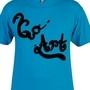 Tshirt design #3: Go Art by JunoAllStudio