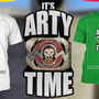 It's ARTY TIME!