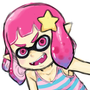 girl inkling by pizzacrust
