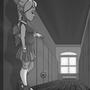 Schoolgirl by MAR-O