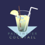 paintwater cocktail by RoseredTiger