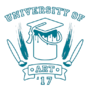 University Of Art Graduation T-Shirt by alexjp121
