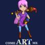 Come art me bro! by MazzyJ