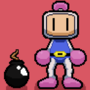 Bomberman Sprite by PsychedelicSamurai