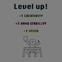 Art Level Up! WIP
