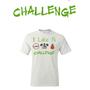 I Like A Challenge T-shirt Design by Choji194