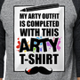 Arty Outfit Completed #3 Entry