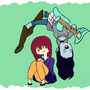 Adventure Time ocs by puffyfluff156