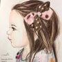 My daughter Claudia by amandadarko