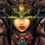 Light witch by FASSLAYER