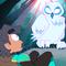 Chroma Black Demo - Giant Owl - Backgrounds
