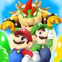 Super Mario Bros. by ArrowValley