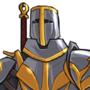 Prideful Knight by UncleBladey