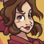 Leona is a Cinnamon Roll by WooleyWorld