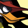 Negaduck by backinpurple