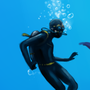 Deep Sea Greetings