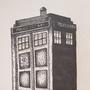 TARDIS by Emma987
