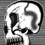 Skull Work (Black and White)