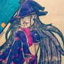 li'l witch by Krzeslicko