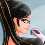 Bayonetta from the Hit Game Bayonetta