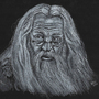 Albus Dumbledore by DrewJohnson
