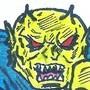 DC comic's the Demon (fanart) by FScomiX