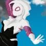 Spider-Gwen by theGreenCat