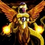 Golden Frieza (Lightning God) by WIKAWAKA