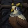 Horned Eagle