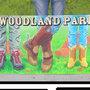 Woodland Park Colorado Boot board Collage