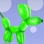 Balloon Dog by roostertoons