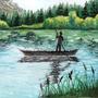 Fisherman by kacenace