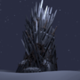 The Iron Throne (Game Of Thrones) by Joboms