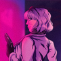 Atomic Blonde by Dooffrie