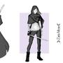Concept art for Zara Moon