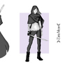Concept art for Zara Moon by LunaKoraDesigns