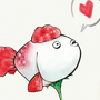 Lovable Goldfish Plant by NilesCD