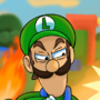 Mario Kart: Donut Pains - Thumbnail image by GarethEvansAnimation