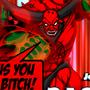 Satan CHARGE! by kaxblastard