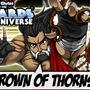 Jesus Attack! - CROWN OF THORNS! by kaxblastard