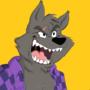 wolf by ScruffMuhGruff
