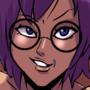 Syrah and Elika- Purple