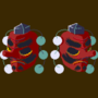 Guardian Tengu Masks