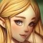 Princess Zelda Fanart BOTW by DidiEsmeralda